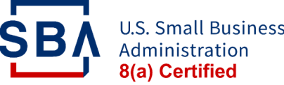 US Small Business Administration 8(a) Certified